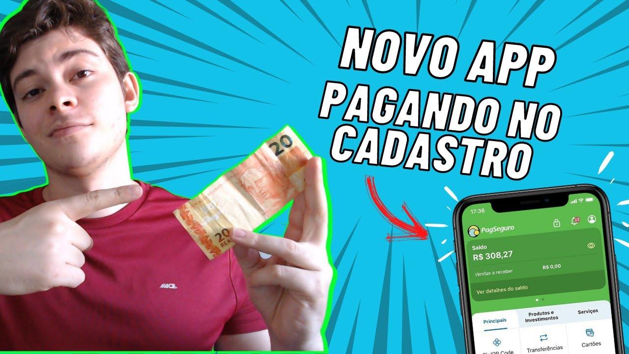 APP PAGANDO RAPIDO $5,00 REAIS JA NO CADASTRO E 10 REAIS DIÁRIOS