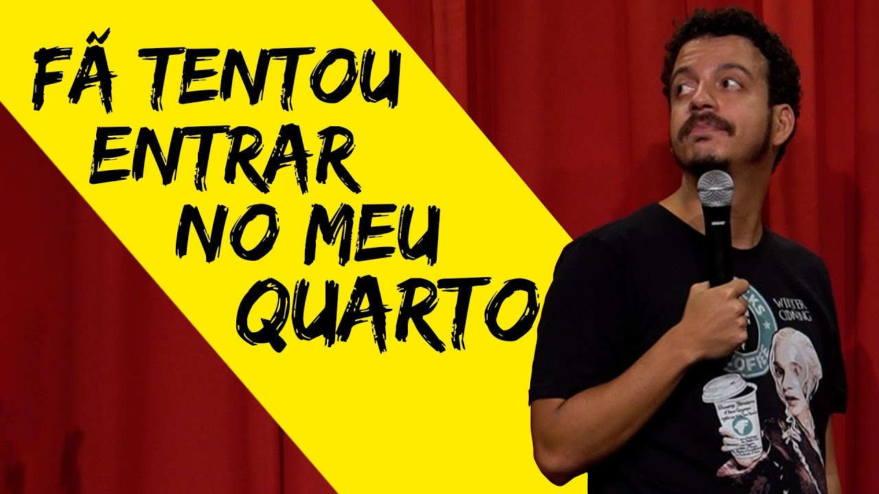 Rodrigo Marques - Amigos de Jesus  - Stand Up Comedy - download from YouTube for free