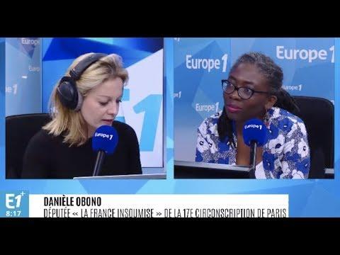 """""""Il s'agit d'une affaire politique, clairement"""" Matinale d'Europe 1 le 19/10/2018"""