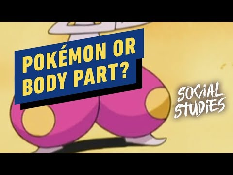 pokemon-or-body-part