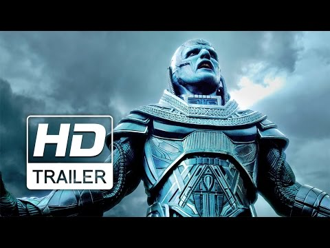Trailer do filme X-Men: Apocalipse
