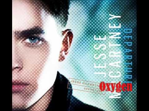 14. Oxygen - Jesse McCartney
