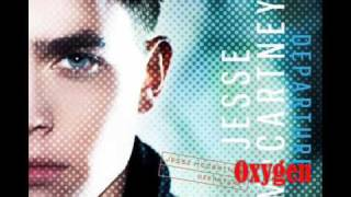 Watch Jesse McCartney Oxygen video