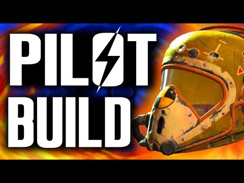 Fallout 4 Builds - The Pilot - Airborne Soldier Build