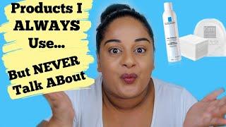 Skincare Products I Always Use…