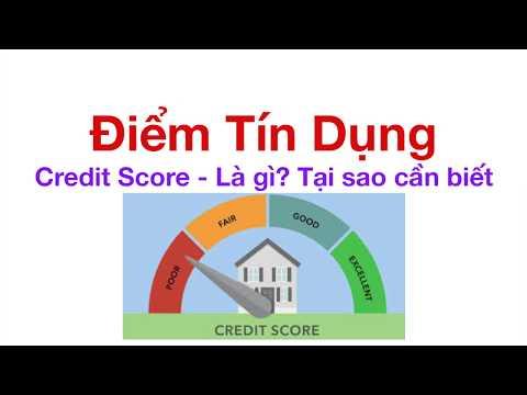 Bí Mật Về điểm Tín Dụng Cá Nhân - Credit Score