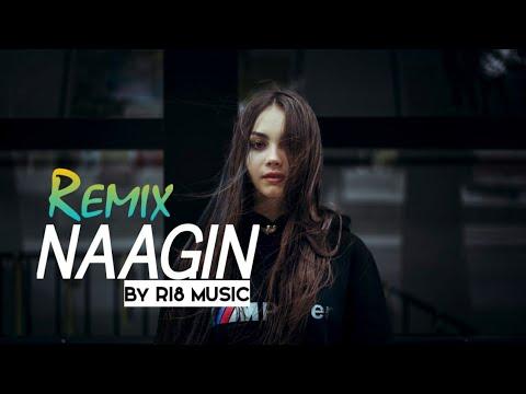 Naagin - Remix   By RI8 Music   New Tiktok Virul Song   DJx CLUB   Bollywood Remix 2019