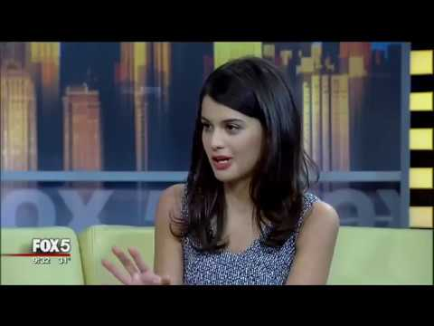 Sofia BlackD'elia on Good Day New York Fox 5