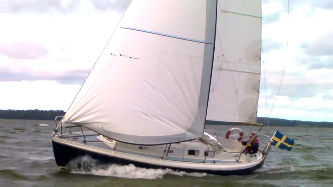 Classic sailing with Allegro 27