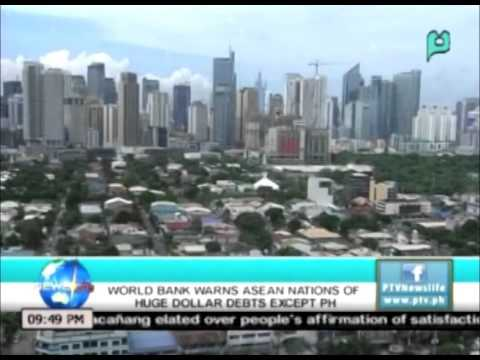 NewsLife: World Bank warns ASEAN nations of huge dollar debts except PHL || Oct. 6, 2015