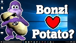 Bonzi Buddy - Let's try it (with Electric Love Potato) (Part 1 of 4)