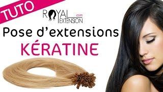 Extensions Nail RUSSIAN HAIR 1g video