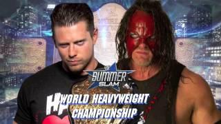 Скачать WWE Summerslam 2013 WHC The Miz Vs Kane