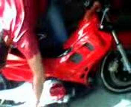 rhitz racing motor