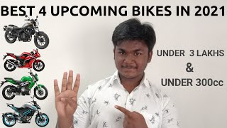 Best 4 upcoming bikes in india…