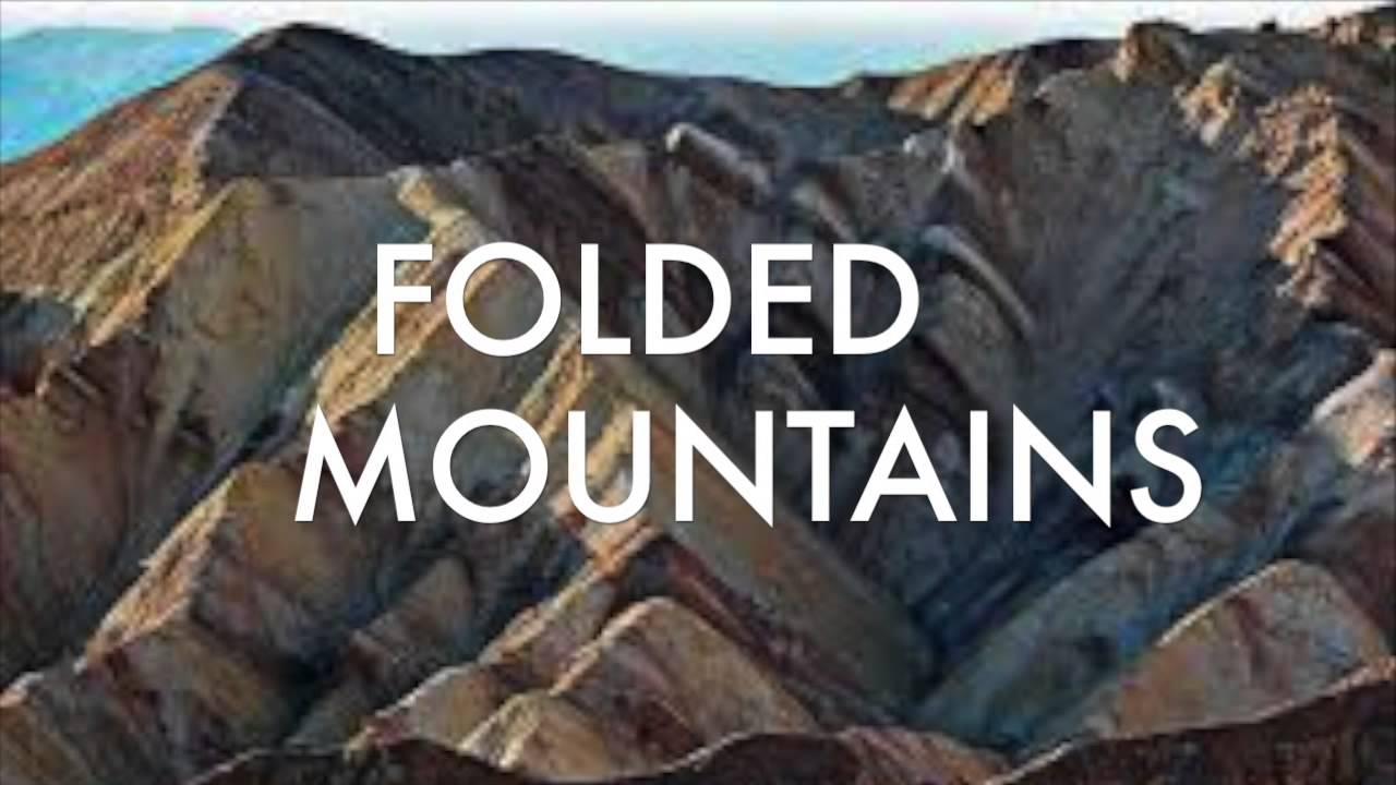 Types Of Mountains Youtube