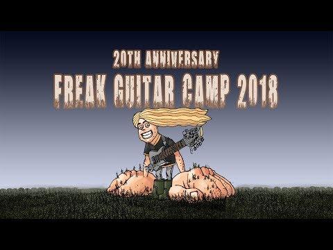 Freak Guitar Camp 2018