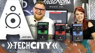 Take your vocals to the next level with the TC Helicon Vocal Pedals!