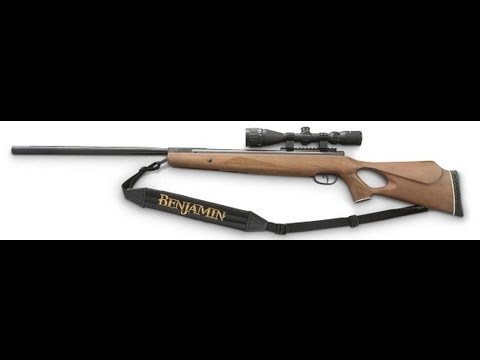 Benjamin Trail NP XL1100  22 Cal Super Magnum Pellet Rifle Review