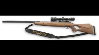 Benjamin Trail NP XL1100 .22 Cal Super Magnum Pellet Rifle Review