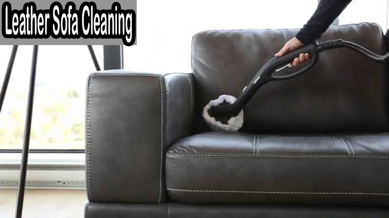 How To Clean Leather Sofa At Home Cleaning Easy Tips