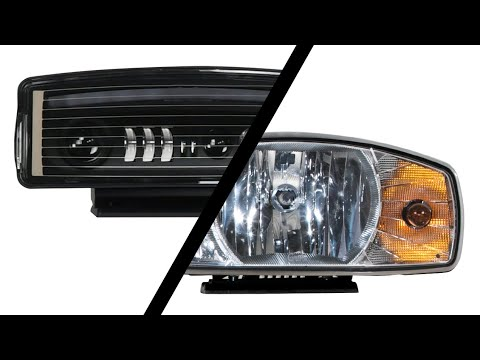 Fisher Plow New LED Intensifire Headlamps