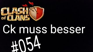 Clash of Clans Deutsch 054 Handy Ck muss besser