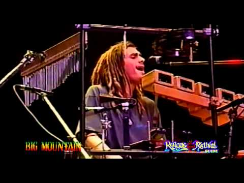 "BIG MOUNTAIN BAND  ""LIVE FROM JAPAN"" - REGGAE FESTIVAL GUIDE"
