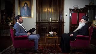 BOZICNI INTERVJU VLADIKA IRINEJ 2018 prvi deo HD thumbnail