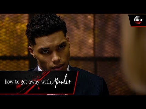 Gabriel Asks For Protection - How To Get Away With Murder