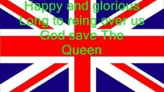 Hymne National du Royaume Uni