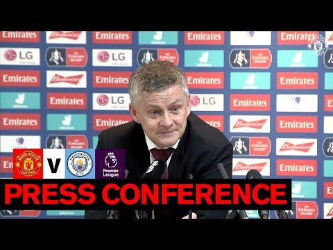 Manager's Press Conference | Manchester United v Manchester City | 2019/20 Premier League