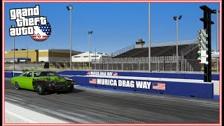 GTA 5 ROLEPLAY - I BOUGHT A DRAG STRIP! MURICA DRAG WAY! (TOUR OF COMPOUND!) - EP. 1039 - AFG - CIV
