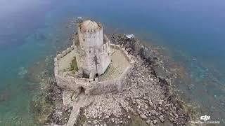 ???????? Greece 2018 Methoni's Venetian Fortress - Voidokilia Beach ????????