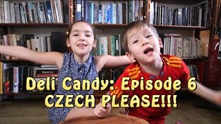 Deli Candy: Czech Candy! (Ultimate Candy Videos Candy Reviews Kids & Candy)