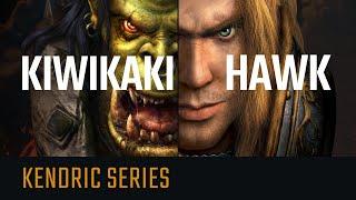 KiWiKaKi (Orc) vs. HawK (HU) - Warcraft 3 Reforged Gameplay | WC3 Kendric Series