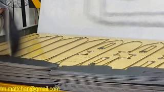 200T Hydraulic Die Cutting Machine, Leather Cutting Machine, Fabric Cutting Machine
