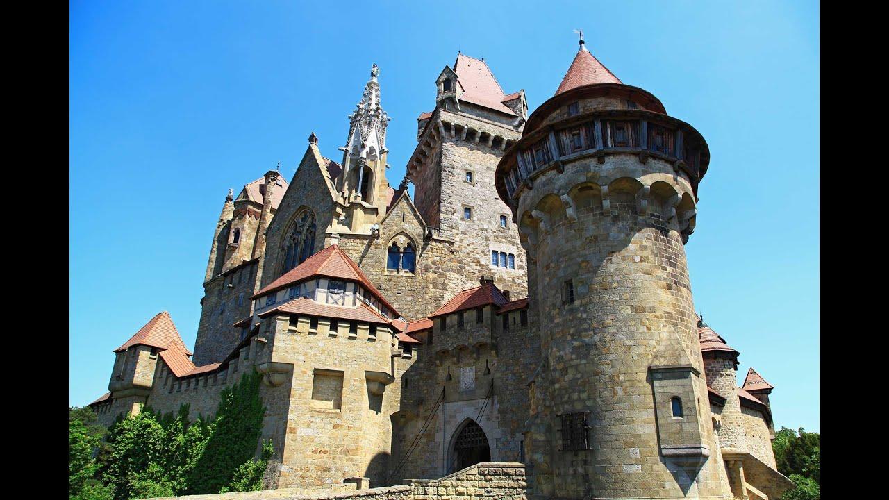 Beautiful Castles In Austria. Travels