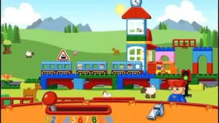 Развивающие уроки и мультфильмы для детей. Мультик про машинки