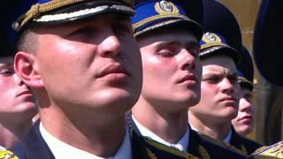 80-летие Президентского полка
