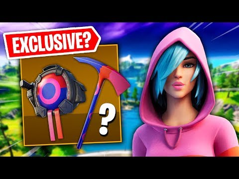 Iris - The NEXT Exclusive Skin? (Fortnite Battle Royale)