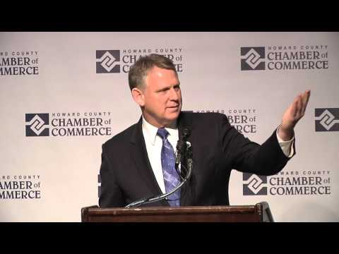 Executive Kittleman Announces Economic and Community Service Initiatives in State of the County