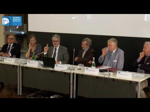 A University for Europe – Higher Education & European integration (Roundtable)