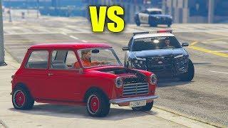 NUEVO MINIJUEGO! POLICIAS vs LADRONES!! - GTA V ONLINE - GTA 5 ONLINE