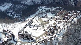 Новый круглогодичный курорт Долина Васта появится в Сочи