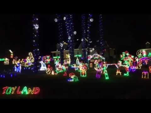 Ten-Ten Christmas Lights - YouTube