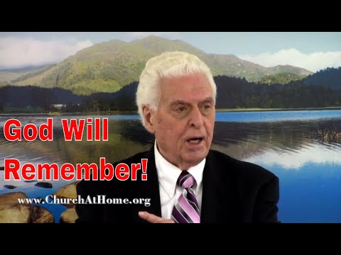 The World Has Forgotten God, Be Strong In The Lord, God Remembers The Righteous! (First Half)