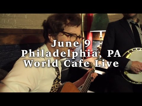 June 9-11: Michael Daves with Noam Pikelny and Brittany Haas