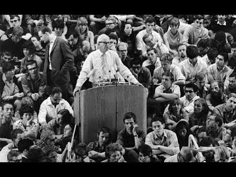 Herbert Marcuse - Reason and Revolution Today (1970)
