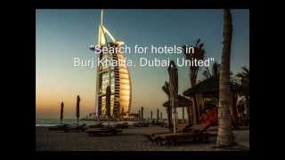 Cheap Hotels near Burj Khalifa, Dubai